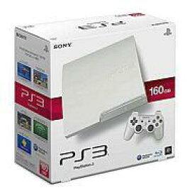 【エントリーでポイント10倍!(4月16日01:59まで!)】【中古】PS3ハード プレイステーション3本体 クラシック・ホワイト(HDD 160GB/CECH-3000ALW)