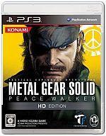 【中古】PS3ソフト メタルギア ソリッド ピースウォーカー HDエディション[通常版]