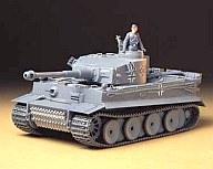 【中古】プラモデル 1/35 ドイツ重戦車 タイガーI 初期生産型 「ミリタリーミニチュアシリーズ No.216」 ディスプレイモデル [35216]
