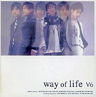 【中古】邦楽CD V6 / way of life[初回限定盤B]