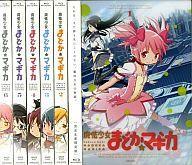 【中古】アニメBlu-ray Disc 魔法少女まどか☆マギカ 完全生産限定版全6巻セット(修正版)