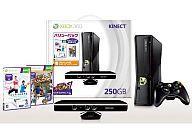 【中古】XBOX360ハード Xbox360本体 250GB + Kinect バリューパック