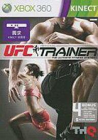 【中古】XBOX360ソフト アジア版 UFC Personal Trainer THE ULTIMATE FITNESS SYSTEM(国内本体可)