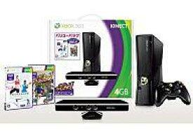 【中古】XBOX360ハード Xbox360本体(4GB)+Kinect バリューパック