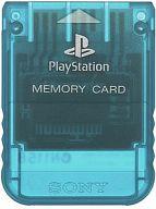 【中古】PSハード メモリーカード(エメラルド)