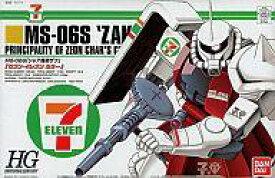 【中古】プラモデル 1/144 HGUC MS-06S シャア専用ザク セブン‐イレブンカラー 「機動戦士ガンダム」