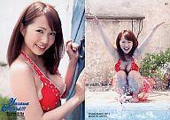 【中古】コレクションカード(女性)/YAZAWA ERIKA official card collection 51 : 谷澤恵里香