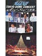 【中古】邦楽 VHS 光GENJI / TOKYO DOME CONCERT Hey!Say! 1.15・16