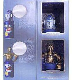【中古】フィギュア R2-D2/C-3PO 「スター・ウォーズ」 サウンドビッグキャップセットNo.4 PEPSI Twistサウンドコレクション