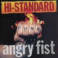 【中古】輸入洋楽CD HI-STANDARD / angry fist[輸入盤]