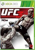 【中古】XBOX360ソフト UFC Undisputed3