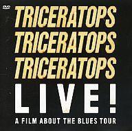 【中古】邦楽DVD TRICERATOPS・TRICERATOPS LIVE! ((株)SME・インターメディア)