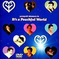 【中古】邦楽DVD 岡村靖幸・It's a Peachful World ((株)SME・インターメディア)