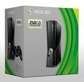 【18日24時間限定!エントリーでP最大27.5倍】【中古】XBOX360ハード Xbox360本体 リキッドブラック(250GB)