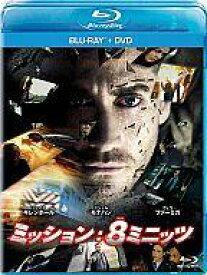 【中古】洋画Blu-ray Disc ミッション:8ミニッツ BD+DVDセット