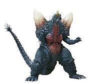【中古】フィギュア S.H.MonsterArts スペースゴジラ 「ゴジラVSスペースゴジラ」