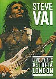【エントリーでポイント10倍!(7月11日01:59まで!)】【中古】輸入洋楽DVD STEVE VAI / LIVE AT THE ASTORIA LONDON [輸入盤]