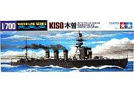 【中古】プラモデル 1/700 日本軽巡洋艦 木曽 「ウォーターラインシリーズ No.318」 [31318]