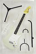 【中古】食玩 トレーディングフィギュア 70s STRATOCASTER-ストラトキャスター- Olmpic White フェンダー・ギター・コレクション