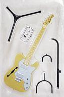 【中古】食玩 トレーディングフィギュア 72 TELECASTER Thinline-テレキャスターシンライン- Natural フェンダー・ギター・コレクション