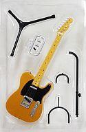 【中古】食玩 トレーディングフィギュア 52 TELECASTER-レテキャスター- Butter Scotch Blonde フェンダー・ギター・コレクション