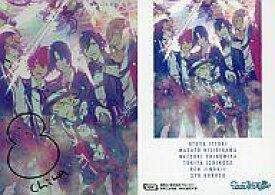 【中古】シングルトレカ/うたの☆プリンスさまっ♪/プリンススーパースペシャルカード/うたの☆プリンスさまっ♪トレーディングカード PSS01 [プリンススーパースペシャルカード] : 音也&真斗&那月&トキヤ&レン&セシル(箔押しサイン入り)