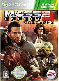 【中古】XBOX360ソフト Mass Effect2[プラチナコレクション]