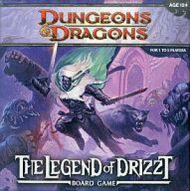 【中古】ボードゲーム D&D レジェンド・オブ・ドリッズト (The Legend of Drizzt) [日本語訳付き]