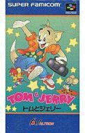 【中古】スーパーファミコンソフト トムとジェリー