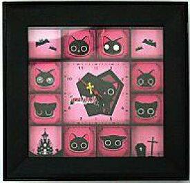 【中古】置き時計・壁掛け時計(キャラクター) A.にゃんぱいあ 12マスクロック 「にゃんぱいあ」