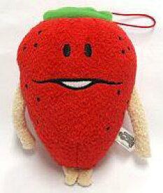 【中古】キーホルダー・マスコット(キャラクター) イチゴなめこ コレクションマスコット-6Np- 「おさわり探偵なめこ栽培キット」
