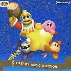 【エントリーで全品ポイント10倍!(8月18日09:59まで)】【中古】アニメ系CD KIRBY Wii MUSIC SELECTION 星のカービィ Wii ミュージックセレクション