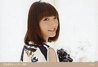 【中古】生写真(女性)/声優 花澤香菜/A Ver./「カレンダー 2012.4〜2013.3」アニメイト特典