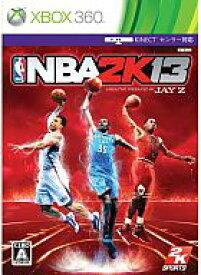 【中古】XBOX360ソフト NBA 2K13