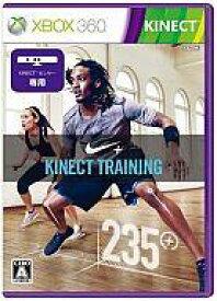 【中古】XBOX360ソフト Nike+ Kinect トレーニング