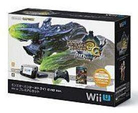 【中古】WiiUハード WiiU プレミアムセット モンスターハンター3G HDver