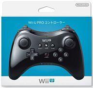 【中古】WiiUハード kuro)WiiU PROコントローラー