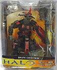【中古】フィギュア BRUTE CHIEFTAIN -ブルート・チーフテン- 「Halo 3 -ヘイロ-3-」 シリーズ1 アクションフィギュア
