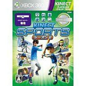 【中古】XBOX360ソフト Kinect Sports シーズン2[プラチナコレクション]