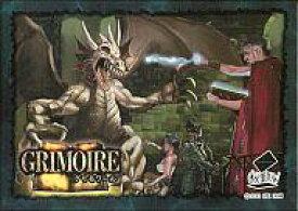 【エントリーでポイント10倍!(7月11日01:59まで!)】【中古】ボードゲーム グリモワール 日本語版 (Grimoire)