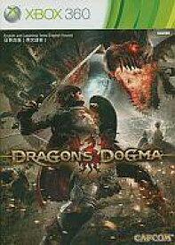 【中古】XBOX360ソフト アジア版 DRAGON'S DOGMA (国内版本体動作可)