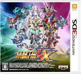 【中古】ニンテンドー3DSソフト スーパーロボット大戦UX