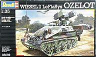 【中古】プラモデル 1/35 WIESEL2 LeFlaSys OZELOT -ヴィーゼル2 LeFlaSys OZELOT発射器- [03089]