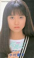 【中古】邦楽 VHS 小川範子/桜桃記(ひとひら)