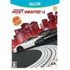 【中古】WiiUソフト ニード・フォー・スピード モスト・ウォンテッド
