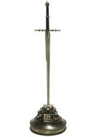 【中古】フィギュア SWORD OF THE RINGWRAITHS -リングレイスの剣- 「ロード・オブ・ザ・リング」 1/5 MINIATURE COLLECTIBLE WITH STAND(台座付きレプリカ)【タイムセール】