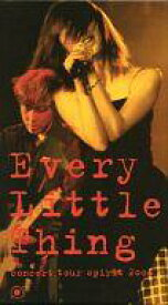【中古】邦楽 VHS Every Little Thing/Every Little Thing Concert Tour spirit2000