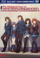 【中古】輸入アニメBlu-rayDisc HARUHI SUZUMIYA The Disappearance Blu-Ray+DVD COMBO PACK [輸入盤]