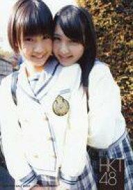 【中古】生写真(AKB48・SKE48)/アイドル/HKT48 朝長美桜・松岡菜摘/CD「スキ!スキ!スキップ!」楽天ブックス特典