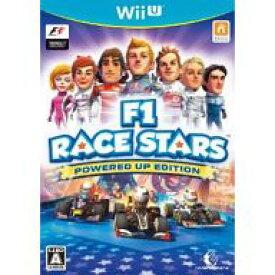 【中古】WiiUソフト F1 RACE STARS パワーアップエディション
